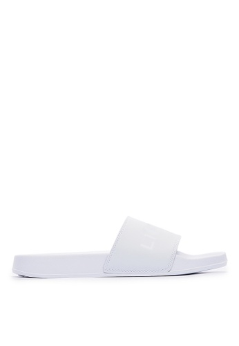 Life8 white Casual Brand Shoes Slippers -09865-White 702E0SHFB06DE6GS_1