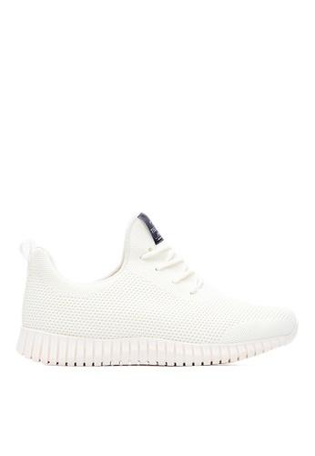 Life8 beige Sport Mixed Shose Sneakers-09653-Beige LI286SH0RJXJMY_1
