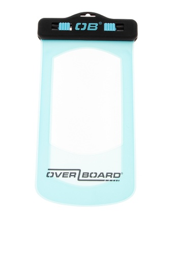 Overboard blue Waterproof Phone Case - Small 75145AC8615DC4GS_1