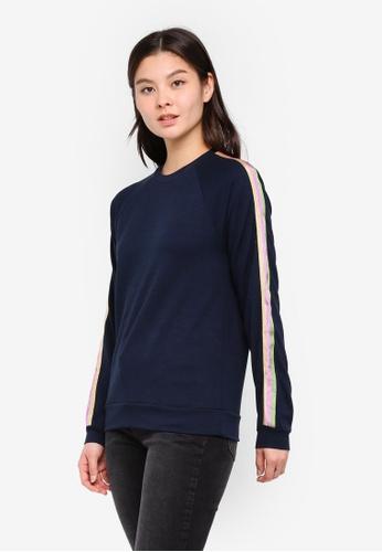 MbyM blue Leanne Sweatshirt 4D3C7AAFD793C9GS_1