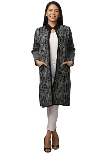 CHILL BY NOOKS black SUNSET EMI'S COAT F3FE3AA7265AB9GS_1