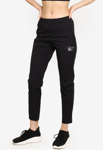 361° black Running Series Sports Pants 8533DAA6DD0857GS_1