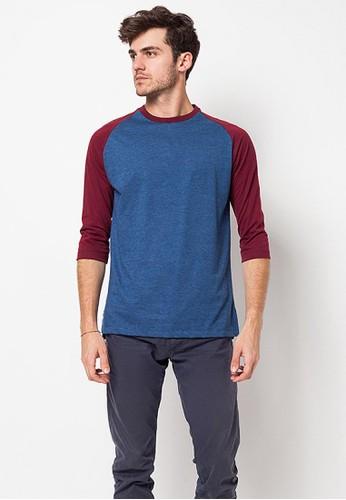 bloop Bloop Tshirt Plain MistyDenim BLP-QB011 BL860AA87MJOID_1