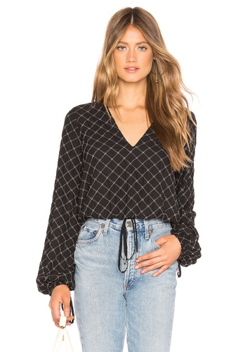 4afd0e7cca462 Buy Tularosa Bree Blouse(Revolve) Online on ZALORA Singapore