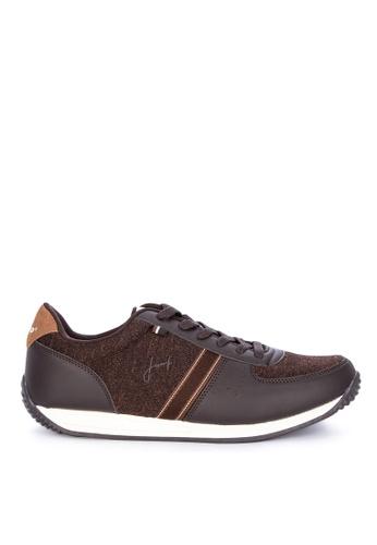 Jump brown Jury Sneakers E8150SH5F47551GS_1