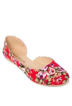 Arabella Ballet Flats