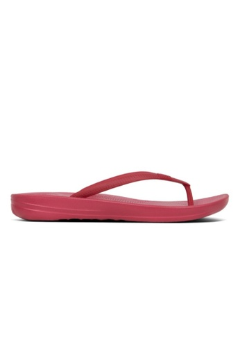 FitFlop red Fitflop Iqushion Ergonomic - Iron Red 20E09SH6D23E8BGS_1