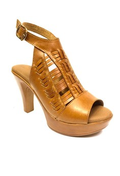 Shane Leather Sandals