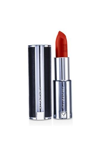 Givenchy GIVENCHY - Le Rouge Intense Color Sensuously Mat Lipstick - # 317 Corail Signature 3.4g/0.12oz 779ECBEF337B10GS_1