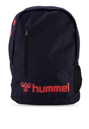 Hummel blue Action Backpack F1F8BAC2ECFCB5GS_1
