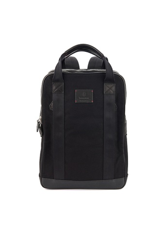 Gnome and Bow black Cypress Backpack DE734AC5315D26GS_1