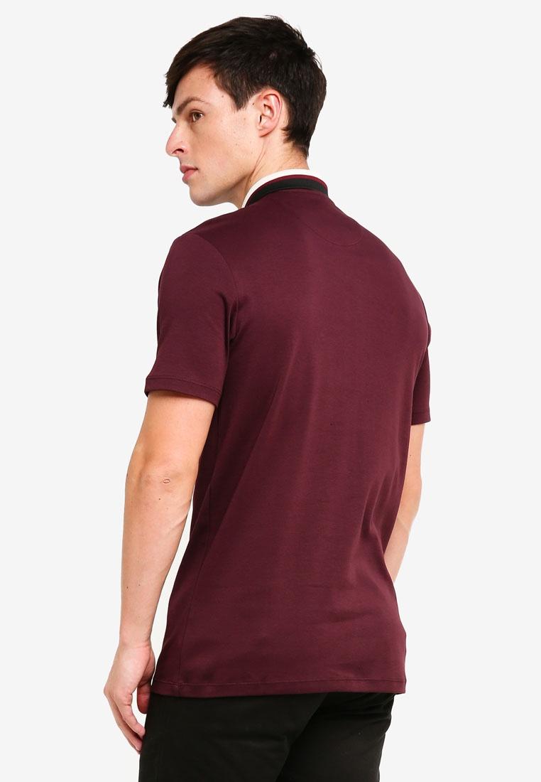 Island Chunky Shirt River Polo Berry Collar w6rEqIH6