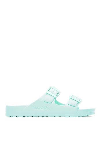 Life8 blue Casual Macaron Series Floating Cooling Slippers-09634-Water LI286SH0RI2WMY_1
