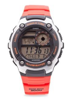 Digital Watch AE-2100W-4AVDF