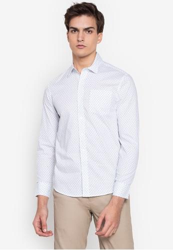 Lifestyle by Attitudes white Jagger Shirt 6553EAAE918A4CGS_1