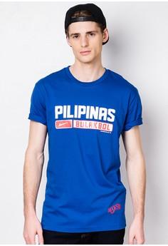 Men's Pilipinas Bulakbol T-shirt