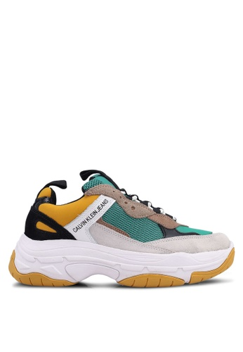 Calvin Klein 多色 撞色運動鞋 794CBSH58EB262GS_1