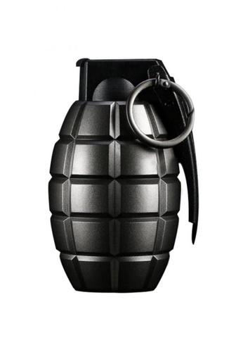 Stylebox black Remax RPL-28 Fast Charging 5000mAh Grenade Design Powerbank 46E37AC1222F48GS_1