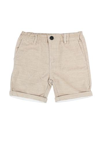 Cotton On Kids beige Flight Shorts DE492KAB2B9643GS_1