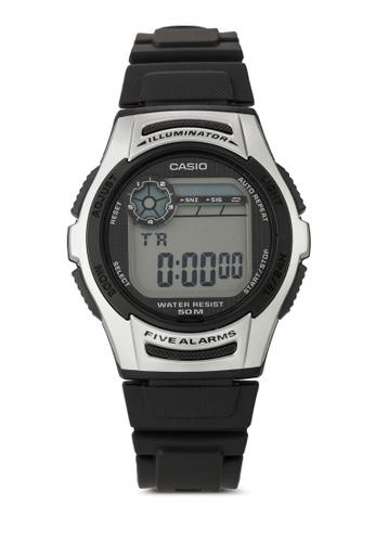 Casio black Casio Casual Men's Sports Watch W-213-1AVDF CA843AC43OKEMY_1