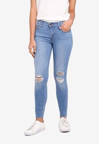 9c075b35d90be3 Buy Levi's 710 Super Skinny Jeans | ZALORA HK