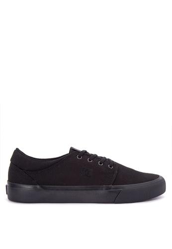 DC black Trase TX Shoes DC647SH0JGJKPH_1