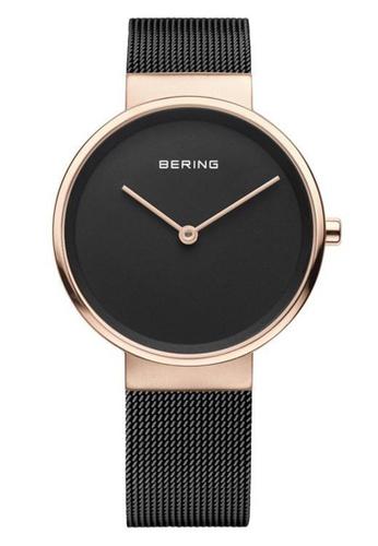 Bering gold Classic 14539-262 Brown 39 mm Women's Watch 9B4ABAC0062823GS_1