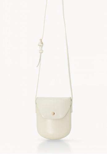 f7d661a6456c Buy Pomelo Mini Cross Body Pocket Bag - White Online on ZALORA Singapore