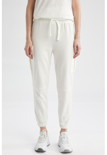 DeFacto beige Woman Knitted Trouser A3045AA180189CGS_1