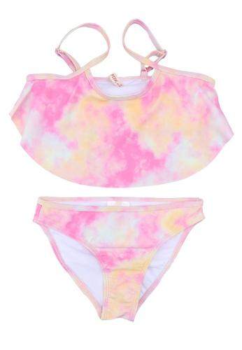 FOX Kids & Baby pink Pink Bikini Swim Set 2FD03KA02834D4GS_1