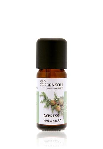 Sensoli Aromatherapy SENSOLI Cypress Pure Essential Oil 10ml 4EFC4HL7E89AAEGS_1