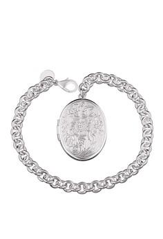 Esperanza 925 Silver Plated Bracelet