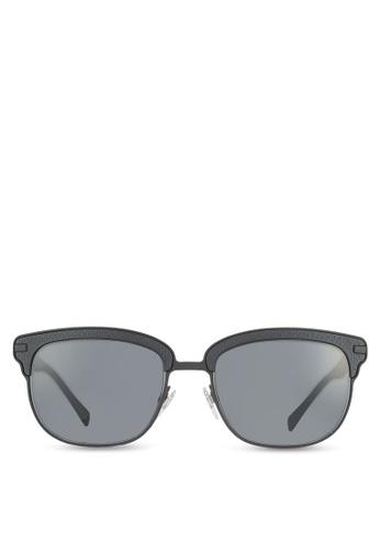Burberry black The Mr. B BE4232 Sunglasses BU958GL48QNFMY_1