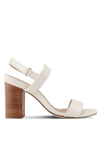 ALDO 白色 休閒高跟鞋 AL087SH0S72WMY_1