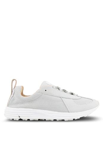 Rawrow grey Wax 110 Chamude Sneakers RA312SH0RQM7MY_1