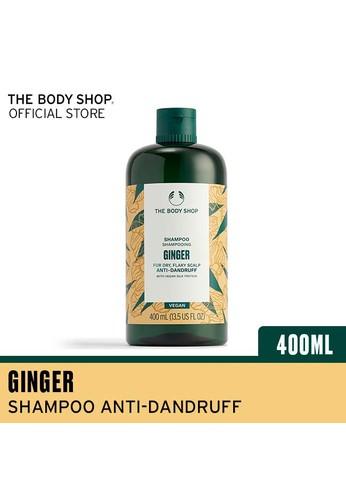 The Body Shop n/a Reno Ginger Shampoo 400ml B1531ESFDD4D71GS_1