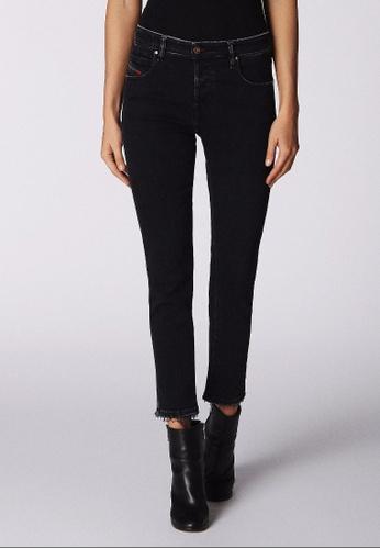 Diesel black Skinny R.Slim Babhila Jeans-Den 25146AA9AAF360GS_1