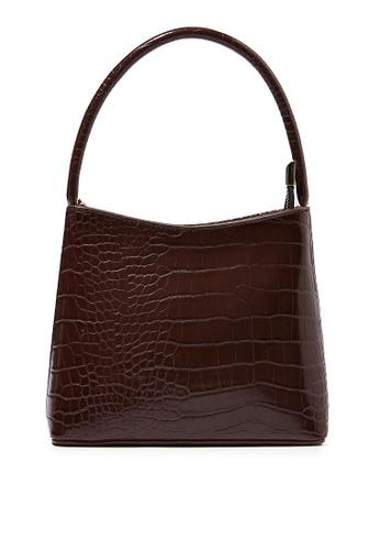 Rubi brown Elke Cross Body Bag 57D34AC659EFFDGS_1
