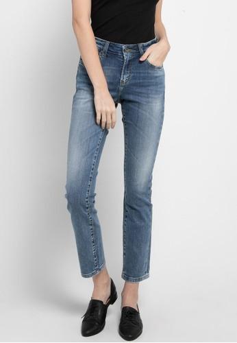 Lois Jeans blue Basic Long Pants Denim Skinny F1A98AA5397008GS_1