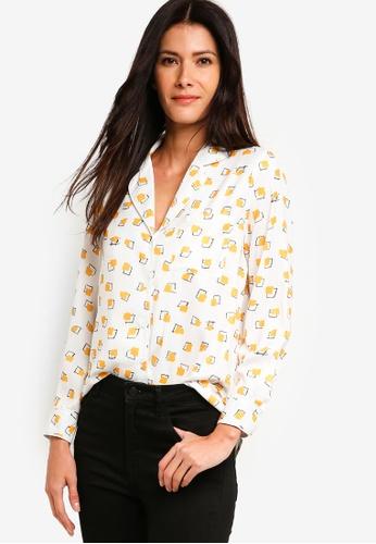 ZALORA multi Pajamas Shirt 381C6AA84350D6GS_1