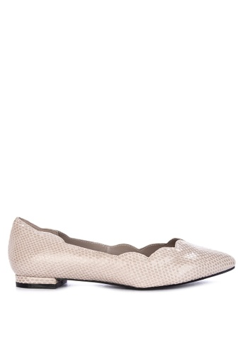 d3fa5da89032 Shop AEROSOLES Flower Girl Pointed Toe Flats Online on ZALORA Philippines