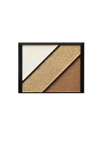 Elizabeth Arden brown EA Custom Eyeshadow Trio - Bronzed to Be 09 (WN) EL686BE41JKSMY_1