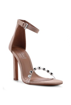 0b1726fccc 20% OFF TOPSHOP Sherry Two Part Heels RM 219.00 NOW RM 174.90 Sizes 36 37  38 39 40