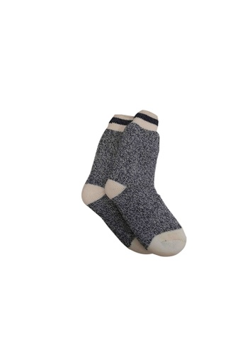 Universal Traveller brown Universal Traveller Men Thermal Socks - SKC 9263 2C4F5AAF46E201GS_1