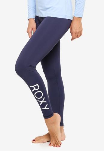 Roxy blue Wholehearted Leggings F9208AA65C6ACAGS_1
