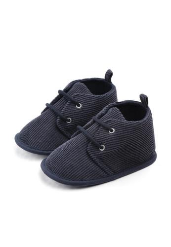RAISING LITTLE blue Walkie Shoes - Blue 2343CKSC3D965BGS_1