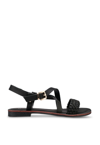 exclusive shoes attractive price buy best Shop Kimmijim Fredda Multi Strap Sandals Online on ZALORA Philippines