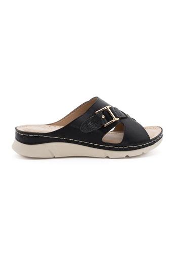Unifit black Unifit Slip-On Sandal E3EABSHC74C418GS_1