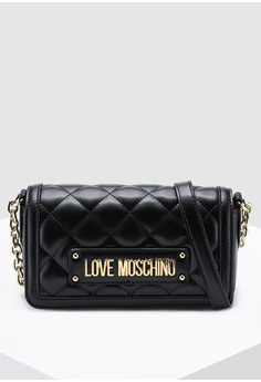 d656312dd Shop Love Moschino Bags for Women Online on ZALORA Philippines