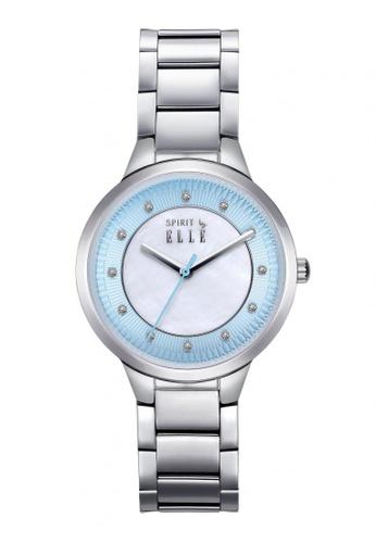 ELLE blue Fashion Ladies Watch EL900AC81IDMMY_1